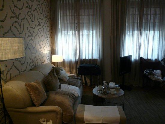 CORTIINA Hotel: Номер