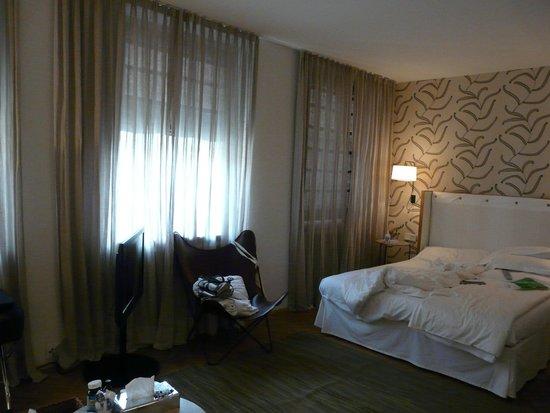 CORTIINA Hotel: Номер комфорт