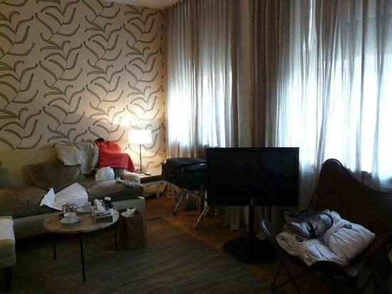 CORTIINA Hotel : номер комфорт