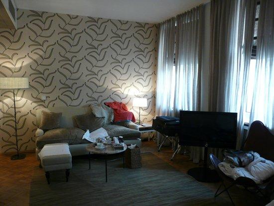 CORTIINA Hotel: Размеры номера комфорт удобны для 2 человек