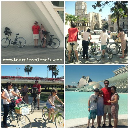 Tours in Valencia Play &Xperience: Private tour with a family