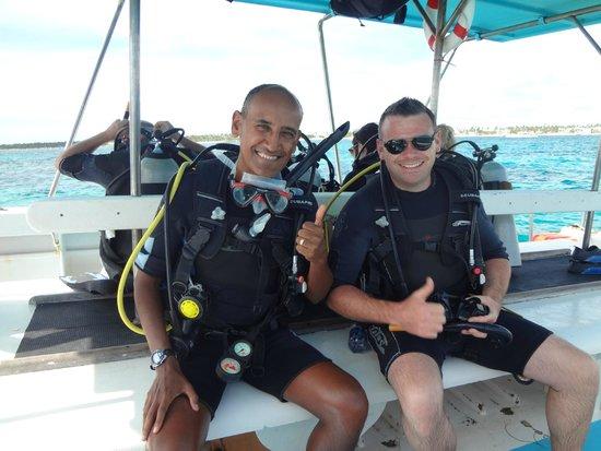 SeaPro Divers: Pre dive nerves!