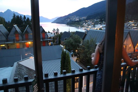 Heartland Hotel Queenstown: View from the room