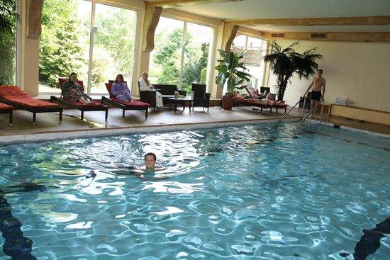 odertalsperre zum schwimmen wandern und radeln bild von parkhotel weber m ller bad lauterberg. Black Bedroom Furniture Sets. Home Design Ideas