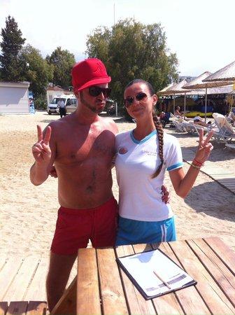 WOW Bodrum Resort: Natya !! LOVE her :)