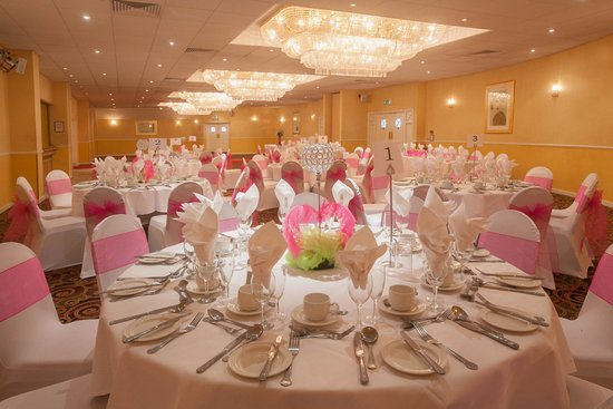 Hallmark Hotel London Chigwell Prince Regent: Princess Suite