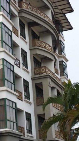Mahkota Hotel Melaka: .