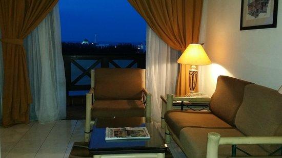 Mahkota Hotel Melaka: morning view