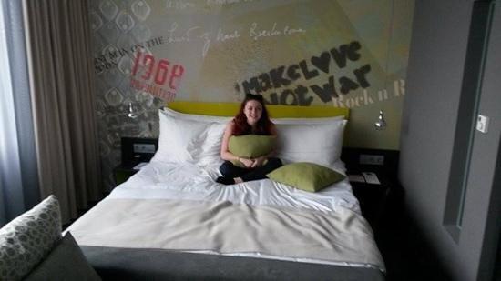 Hotel Berlin, Berlin: premium bed