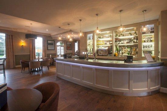 Hallmark Hotel London Chigwell Prince Regent: Brasserie Bar