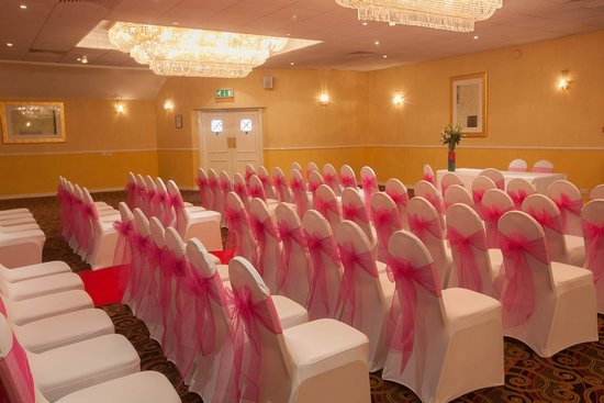 Hallmark Hotel London Chigwell Prince Regent: Civil Ceremony