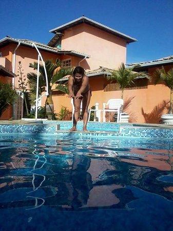 Villa Baoba: Lazer/Adriana