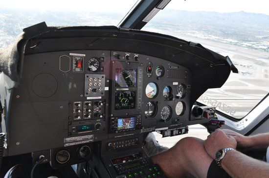 Sundance Helicopters : From the front seat