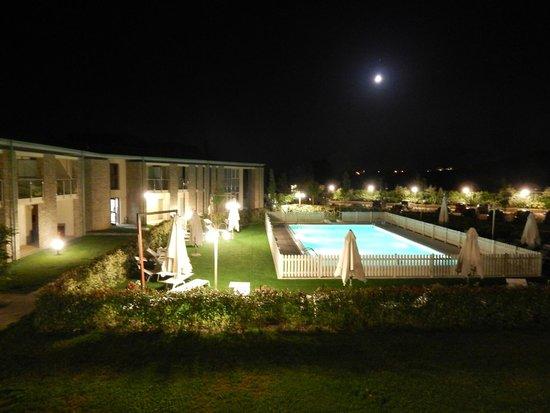 Chianti Village Morrocco : visuale notturna