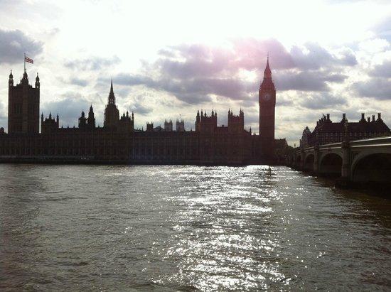 Cámaras del Parlamento: West