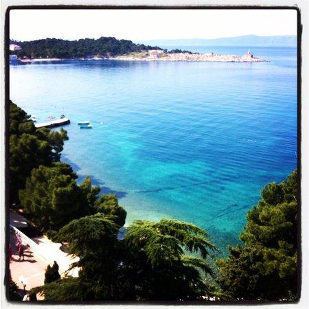 Hotel Dalmacija : View from balcony
