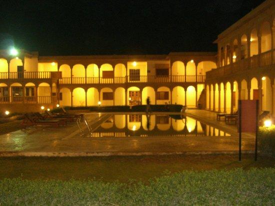 Desert safari picture of club mahindra jaisalmer - Jaisalmer hotels with swimming pool ...