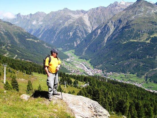Gasteheim Prantl: in de bergen van het Otztal