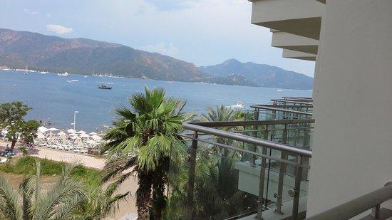 Elegance Hotels International, Marmaris: sea view room