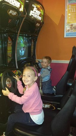 Sunnydale Holiday Park - Park Resorts: In the Club house arcade