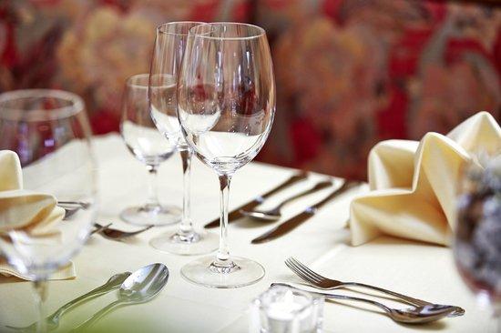 Scharlers Boutique Hotel: Restaurant