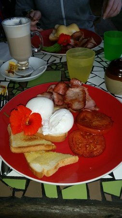 Sheoak Shack Gallery Cafe: Brunch