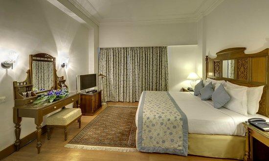 Hotel Hindusthan International Kolkata: HHI Club Suite - Bedroom