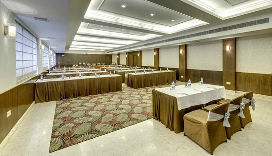 Hotel Hindusthan International Kolkata: Zodiac Banquet