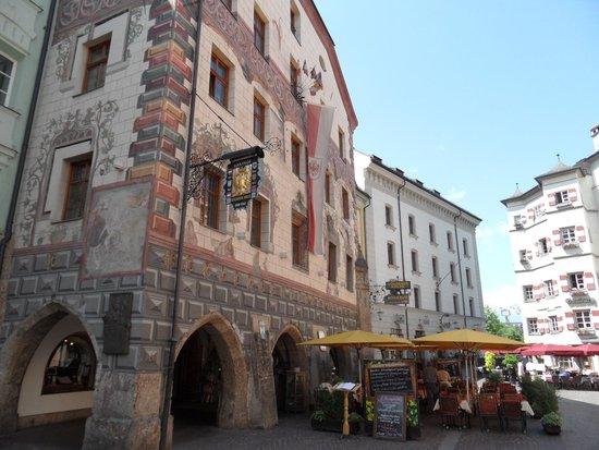 Best Western Plus Hotel Goldener Adler: Exterior of Goldener Aldener hotel