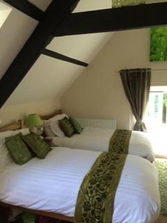 Cherrywood Lodge: The family room - very comfy beds