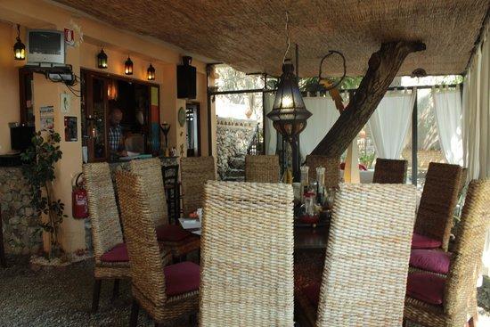 Isoco Guesthouse: Centro nevralgico