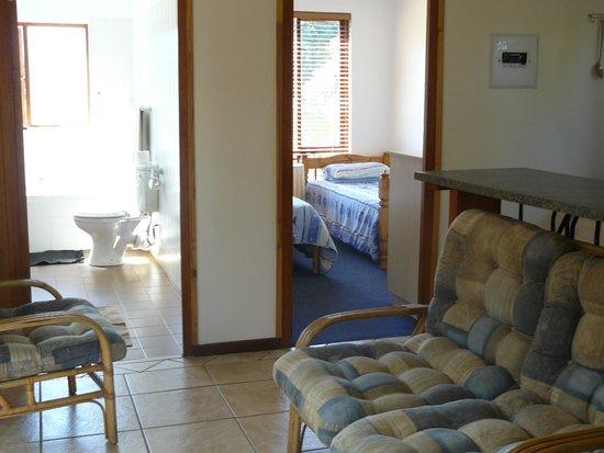 Salt River lodge : Living Area