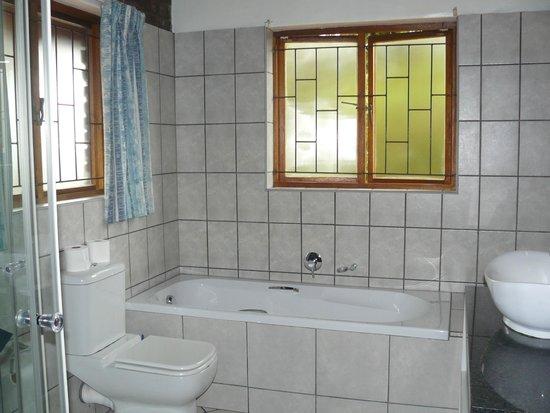 Salt River lodge : Bathroom