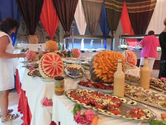 Diana Beach Club : Lors de la soirée Tunisienne