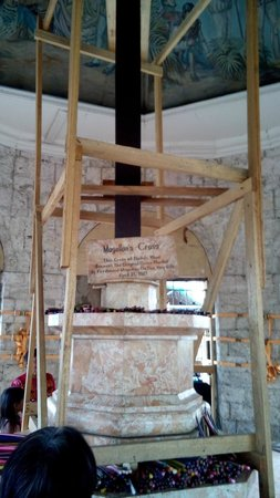 Magellan's Cross: The Cross