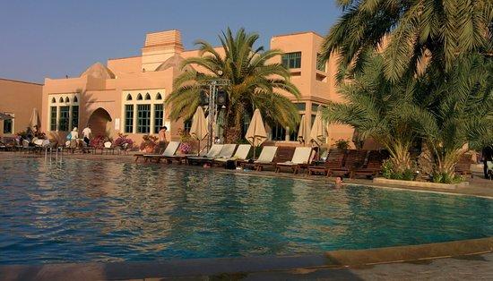 Club Med Marrakech La Palmeraie : la piscine