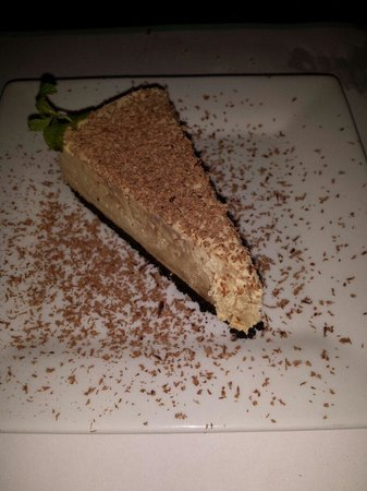 BUGO Art Burgers: Cheesecake