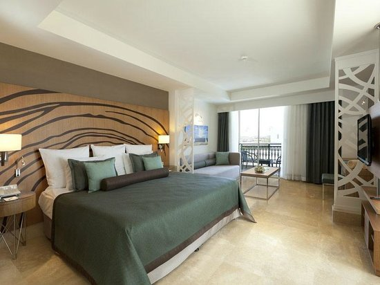 Paloma Oceana Resort: TERACE DELUXE