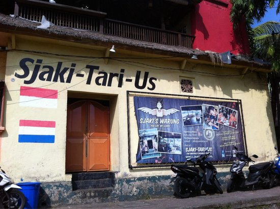 Sjaki's Warung : What you will see from the field