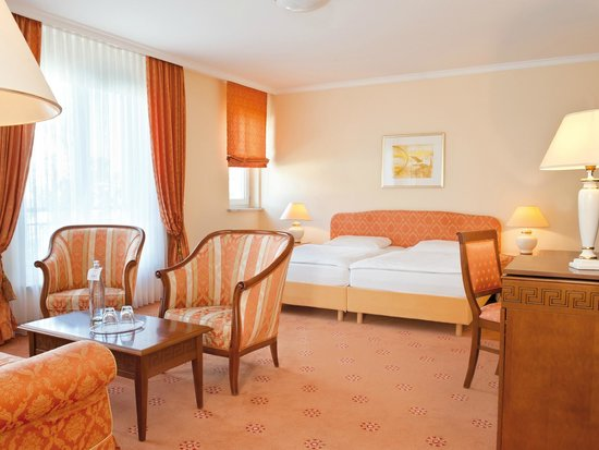Victor's Residenz-Hotel Erfurt: Deluxe-Zimmer