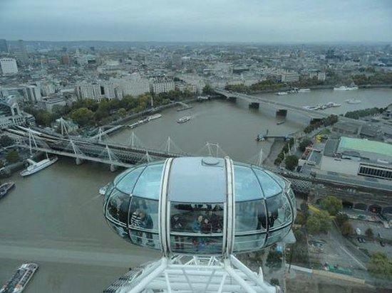 London Eye (El ojo de Londres): London Eye