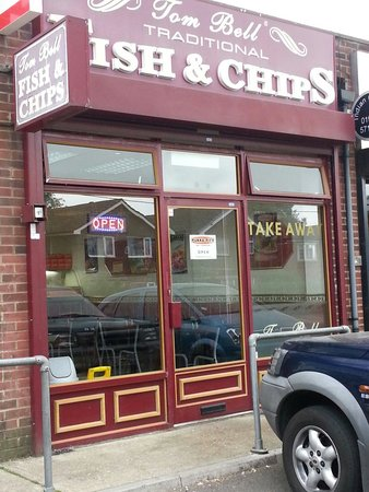 Tom Bell Traditional Fish and Chips