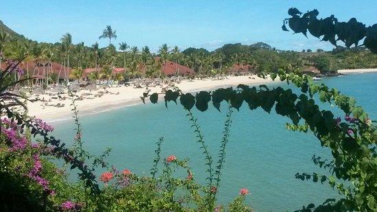 Andilana Beach Resort : Veduta