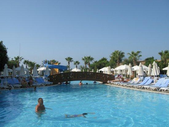 Palmeras Beach Hotel: Бассейн