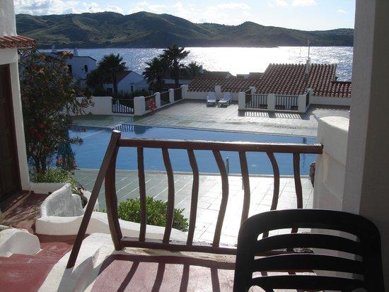 El Bergantin Menorca Club: Vista desde estudio