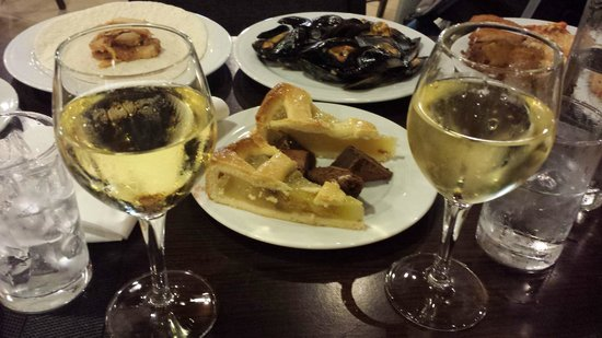 Barcelo Punta Umbria Beach Resort: el vino no sabia tan mal para ser todo incluido