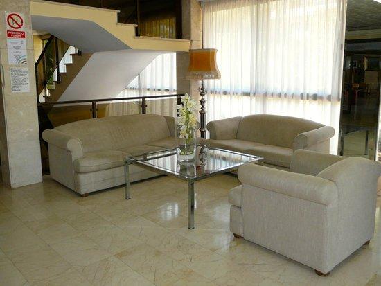 Playa Blanca Hotel : Playa Blanca, reception area