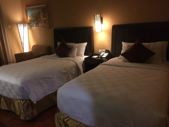 Best Western Mangga Dua Hotel and Residence : The room