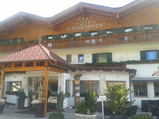 Erlebnishotel Gassenhof: Entrata