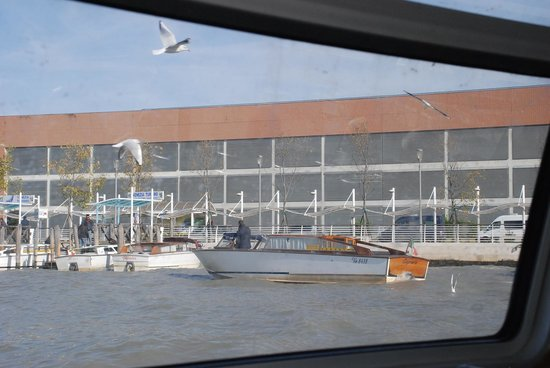 Venice Water Taxis From Airport